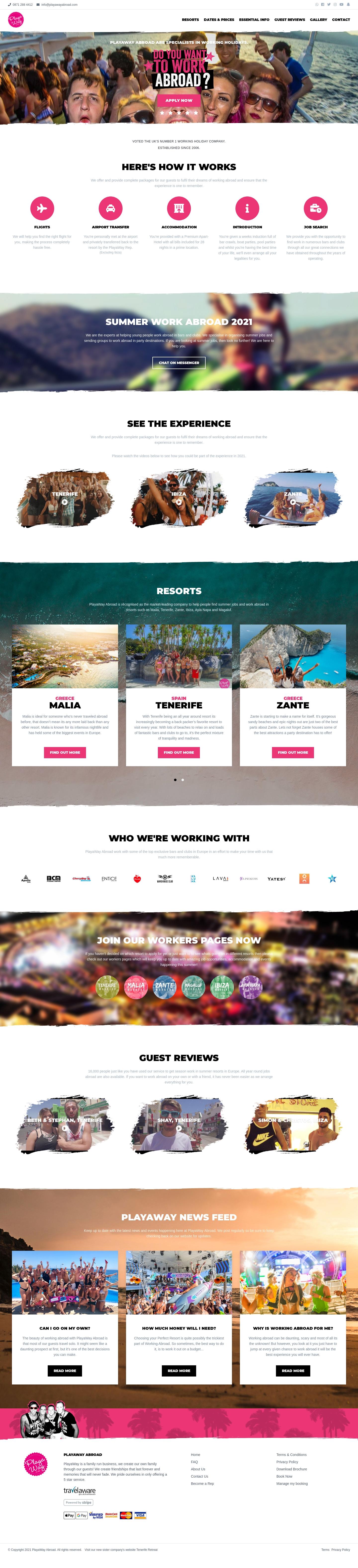 Website design South Yorkshire